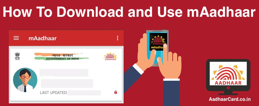 How to Download and Use mAadhaar App on Mobile Easily